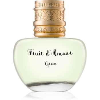 Emanuel Ungaro Fruit d'Amour Green eau de toilette pentru femei 50 ml