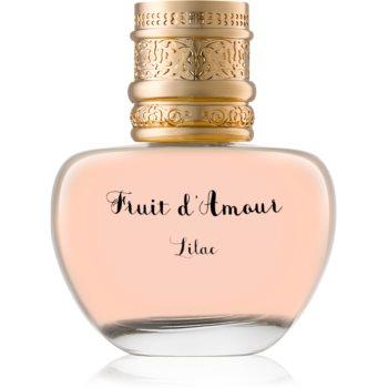 Emanuel Ungaro Fruit d'Amour Lilac eau de toilette pentru femei 50 ml