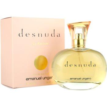 Emanuel Ungaro Desnuda Le Parfum Eau de Parfum für Damen 1