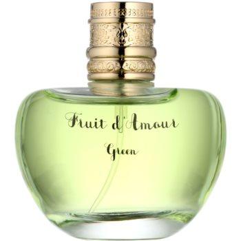 Emanuel Ungaro Fruit d'Amour Green eau de toilette pentru femei 100 ml