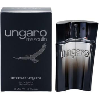 Emanuel Ungaro Ungaro Masculin Eau de Toilette pentru bărbați