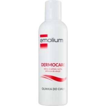 Emolium Body Care Dermocare ulei de corp pentru nou-nascuti si copii