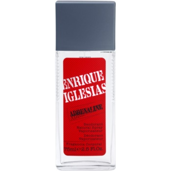 Enrique Iglesias Adrenaline Perfume Deodorant for Men