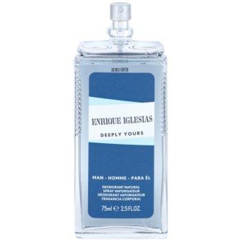 Enrique Iglesias Deeply Yours дезодорант з пульверизатором для чоловіків 1