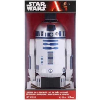 EP Line Star Wars 3D R2D2 душ гел и шампоан 2 в 1 1
