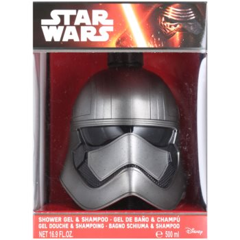 EP Line Star Wars 3D Phasma Shower Gel And Shampoo 2 In 1 1
