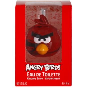 EP Line Angry Birds Red Eau de Toilette pentru copii 4
