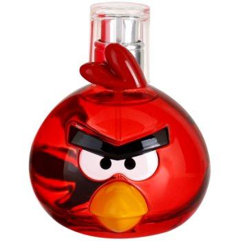 EP Line Angry Birds Red Eau de Toilette pentru copii 2