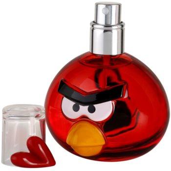 EP Line Angry Birds Red Eau de Toilette pentru copii 3