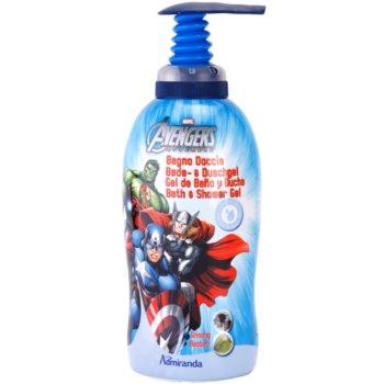 EP Line Avengers pena do kúpeľa a sprchový gél 2v1 pre deti