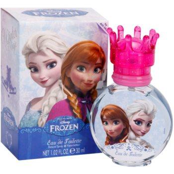 EP Line Regatul inghetat Frozen Eau de Toilette pentru copii 1