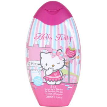 EP Line Hello Kitty sprchový gel a šampon 2 v 1