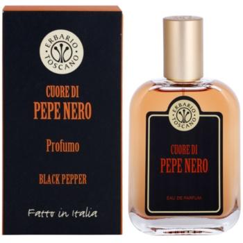 poze cu Erbario Toscano Black Pepper Eau De Parfum pentru barbati 100 ml