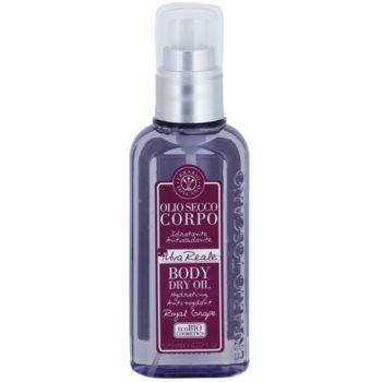 Erbario Toscano Royal Grape суха олійка для тіла зі зволожуючим ефектом