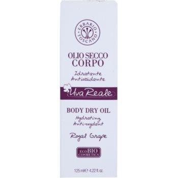 Erbario Toscano Royal Grape суха олійка для тіла зі зволожуючим ефектом 2