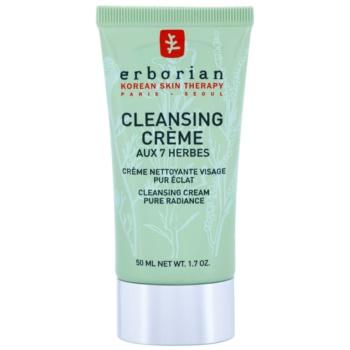 Erborian Detox 7 Herbs очищуючий крем для сяючої шкіри