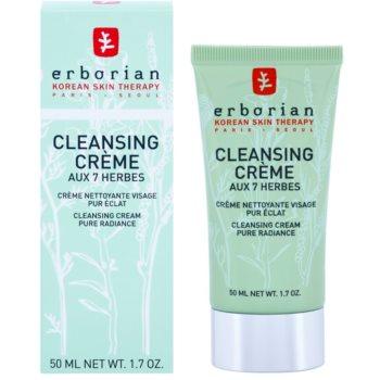 Erborian Detox 7 Herbs очищуючий крем для сяючої шкіри 1