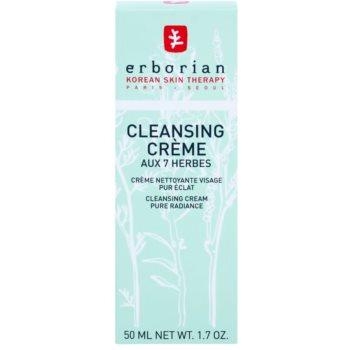 Erborian Detox 7 Herbs очищуючий крем для сяючої шкіри 2