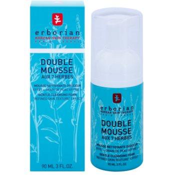 Erborian Detox 7 Herbs nežna čistilna pena za obnovo površine kože 1