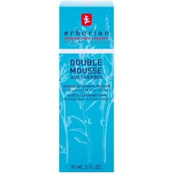 Erborian Detox 7 Herbs nežna čistilna pena za obnovo površine kože 2