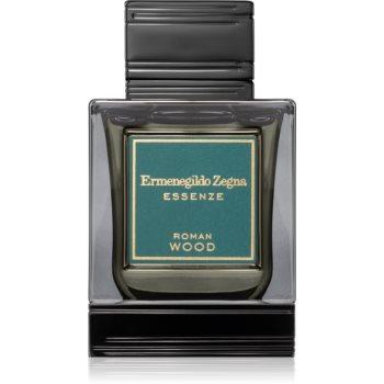 Ermenegildo Zegna Roman Wood Eau de Parfum pentru barbati