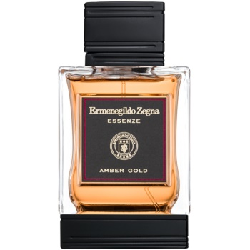 Ermenegildo Zegna Essenze Collection: Amber Gold eau de toilette pentru barbati 125 ml
