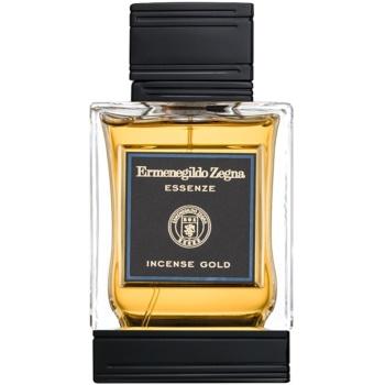 Ermenegildo Zegna Essenze Collection: Incense Gold eau de toilette pentru barbati 125 ml