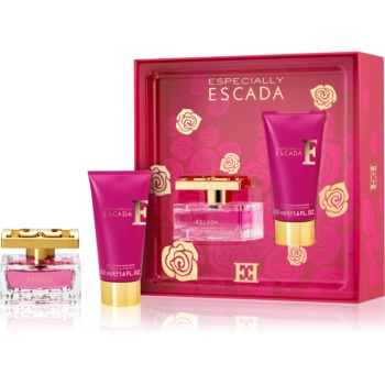 Escada Especially parfémovaná voda 30 ml + tělové mléko 50 ml