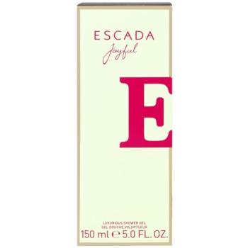 Escada Joyful Duschgel für Damen 1