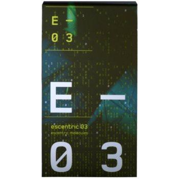 Escentric Molecules Escentric 03 Eau de Toilette unisex  Ersatzfüllung 3