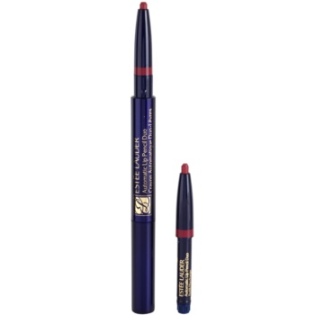 Estée Lauder Automatic Brow Pencil Duo creion contur pentru buze cu perie si rezerva
