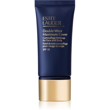 Estée Lauder Double Wear Maximum Cover krycí make-up na obličej a tělo odstín 2C5 Creamy Tan SPF 15 30 ml