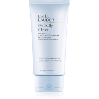 Estée Lauder Perfectly Clean spuma de curatare 2 in 1