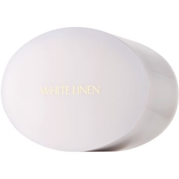 Estée Lauder White Linen tělový pudr se třpytkami 100 g