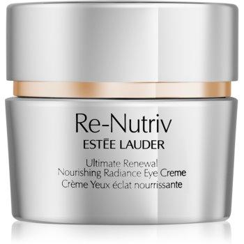Estée Lauder Re-Nutriv Ultimate Renewal crema de ochi iluminatoare cu efect de nutritiv