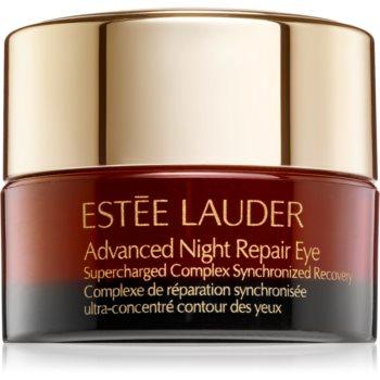 Estée Lauder Advanced Night Repair Eye Supercharged Complex crema de ochi regeneratoare impotriva ridurilor si a punctelor negre