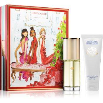 Estée Lauder White Linen parfémovaná voda pro ženy 60 ml + tělové mléko 100 ml