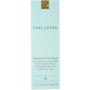 Estée Lauder Advanced Time Zone żel nawilżający przeciw zmarszczkom 3