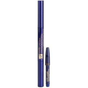 Estée Lauder Automatic svinčnik za obrvi s čopičem in polnilom 1
