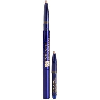 Estée Lauder Automatic svinčnik za obrvi s čopičem in polnilom 2