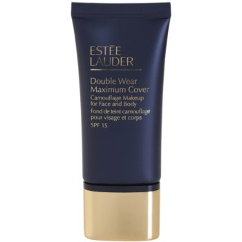 Estée Lauder Double Wear Maximum Cover krycí make-up na obličej a tělo odstín 4N2 Spice Sand SPF 15 30 ml