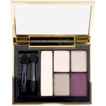 Estée Lauder Pure Color Envy paleta očních stínů odstín 06 Currant Desire 14,4 g