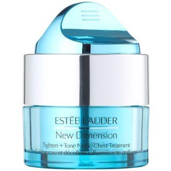 Estée Lauder New Dimension стягащ крем за шия и деколте