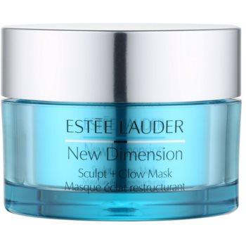 Estée Lauder New Dimension masca pentru fermitate pentru luminozitate si hidratare