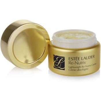Estée Lauder Re-Nutriv Classic Re-Nutriv crema hidratanta usoara cu efect de netezire 1