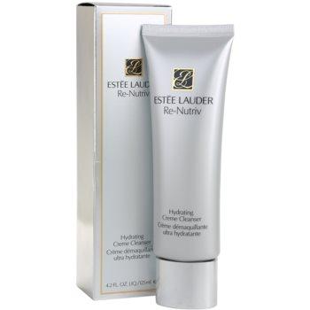 Estée Lauder Re-Nutriv Cleansers & Toners creme de limpeza para todos os tipos de pele 1