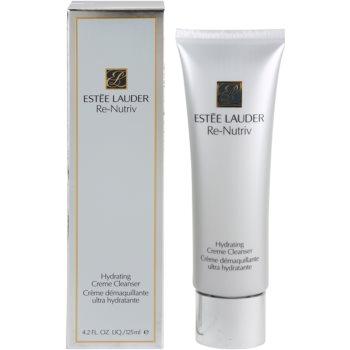 Estée Lauder Re-Nutriv Cleansers & Toners creme de limpeza para todos os tipos de pele 2