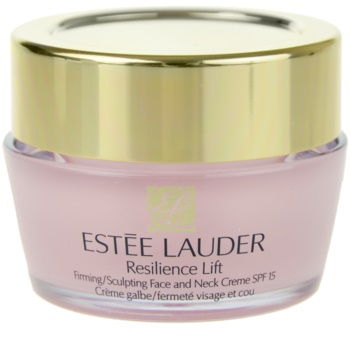 Estée Lauder Resilience Lift crema de zi pentru lifting pentru piele normala si mixta