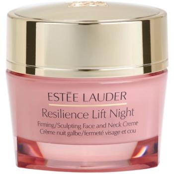 Estée Lauder Resilience Lift noční liftingový krém proti vráskám pro všechny typy pleti