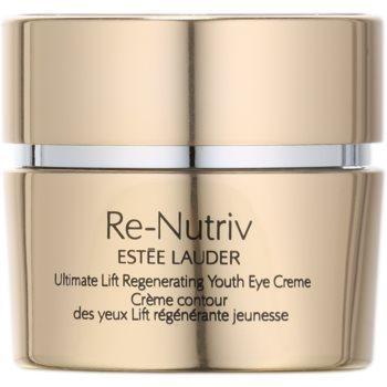 Estée Lauder Re-Nutriv Ultimate Lift crema cu efect lifting pentru ochi impotriva cearcanelor si ochilor umflati